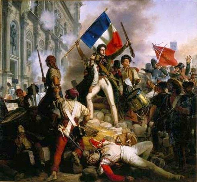 10 Truths About The Real Illuminati - The organization was accused for the French Revolution