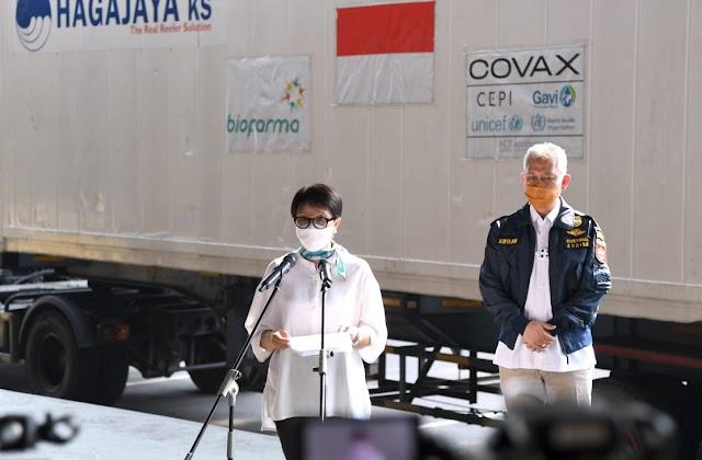 Indonesia Dukung Dihapuskannya Hak Paten Vaksin Covid-19