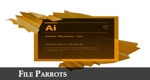 Download Adobe Illustrator CS6 Free logo
