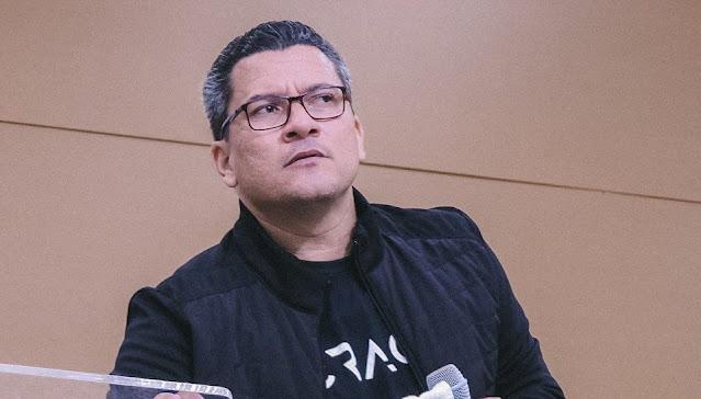 Geraldo Guimarães não está mais intubado, revela esposa