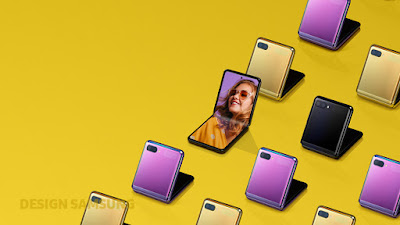 """เผยเบื้องหลัง นวัตกรรมบานพับหนึ่งเดียวของ """"Galaxy Z Flip""""  สมาร์ทโฟนพับได้สุดไอคอนิกจาก Samsung"""