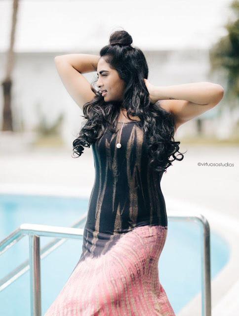 Tamil Actress Sruthi Dange Latest Hot Stills Actress Trend