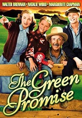 Póster película La promesa verde