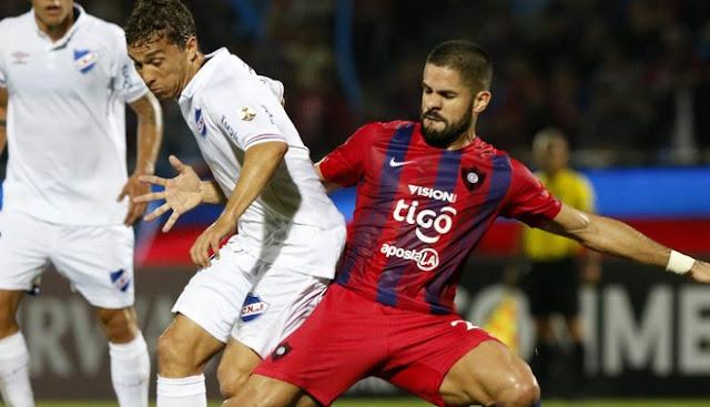 Nacional de Uruguay vs Cerro Porteño VER EN VIVO ONLINE Copa LIbertadores Fecha 6.