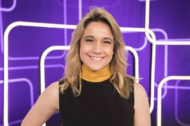 'Zigue Zague' será o nome de gameshow de Fernanda Gentil