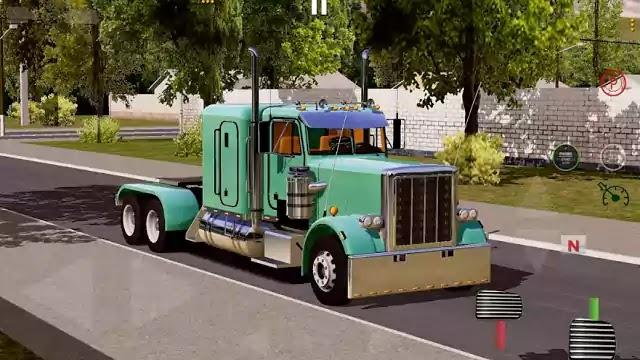 تنزيل لعبة الأندرويد World Truck Driving Simulator للهاتف