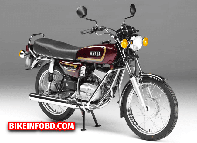 Yamaha RX 135 (4 & 5 Speed) Specifications, Review, Top Speed, Picture, Engine, Parts & History