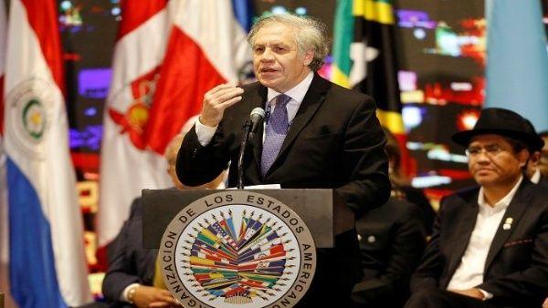 Uruguay decide no apoyar reelección de Almagro en la OEA