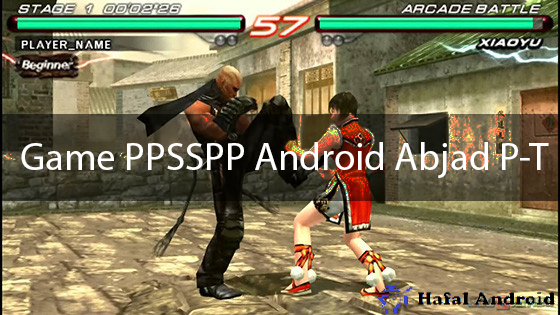 Game PPSSPP Android P-T