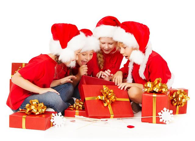 Sugestões de presentes para o natal de criança e adolescentes
