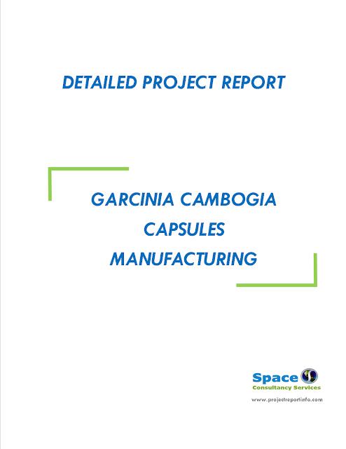 Project Report on Garcinia Cambogia Capsules Manufacturing