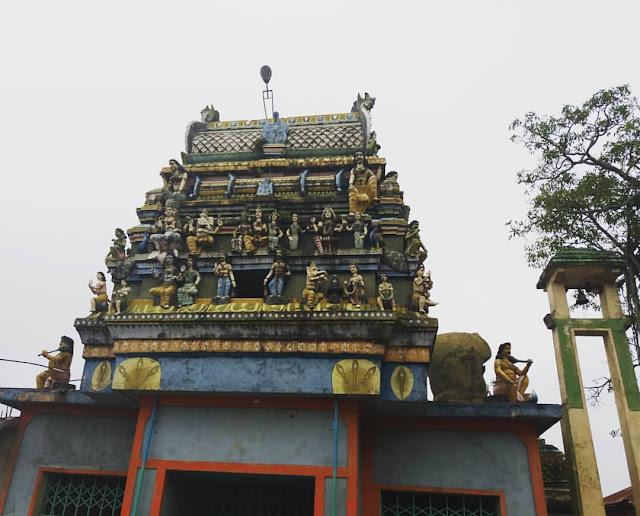 templo hidu haputale