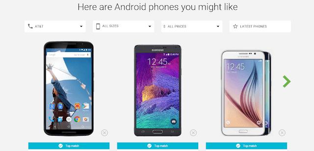 أفضل هاتف أندرويد لي ، أنسب هاتف أندرويد ، اختيار هاتف الأندرويد المناسب ، تحديد هاتف أندرويد مناسب ، أداة جوجل أندرويد ، which phone