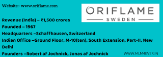 oriflame india, oriflame business opportunity