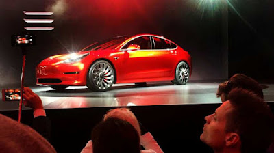 Tesla prices China-made Model 3 at 328,000 yuan as China plan accelerates