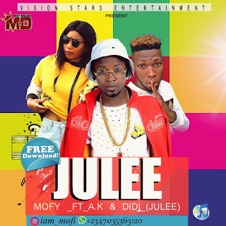 [Music] Mofy ft Didi X Ak - Julee