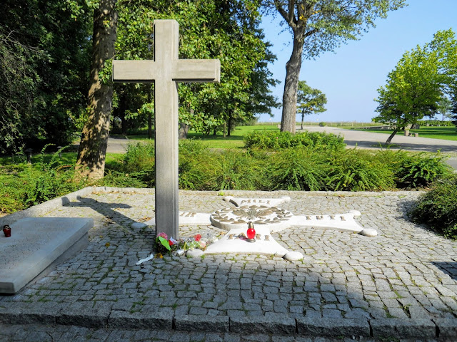 Things to do in Gdansk Poland: Pay your respects at the WWII memorials at Westerplatte