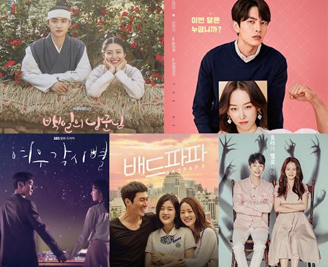tvN《百日的郎君》再創收視新高 蟬聯水木劇冠軍寶座 《狐狸新娘星》緊追在後