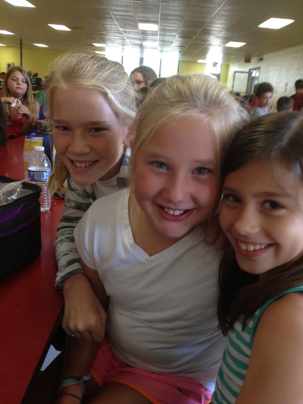 All School Girl Photo