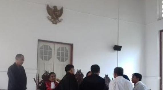 Akhirnya, Wakil Ketua DPRD Bantaeng Harus Meradang di Pengadilan