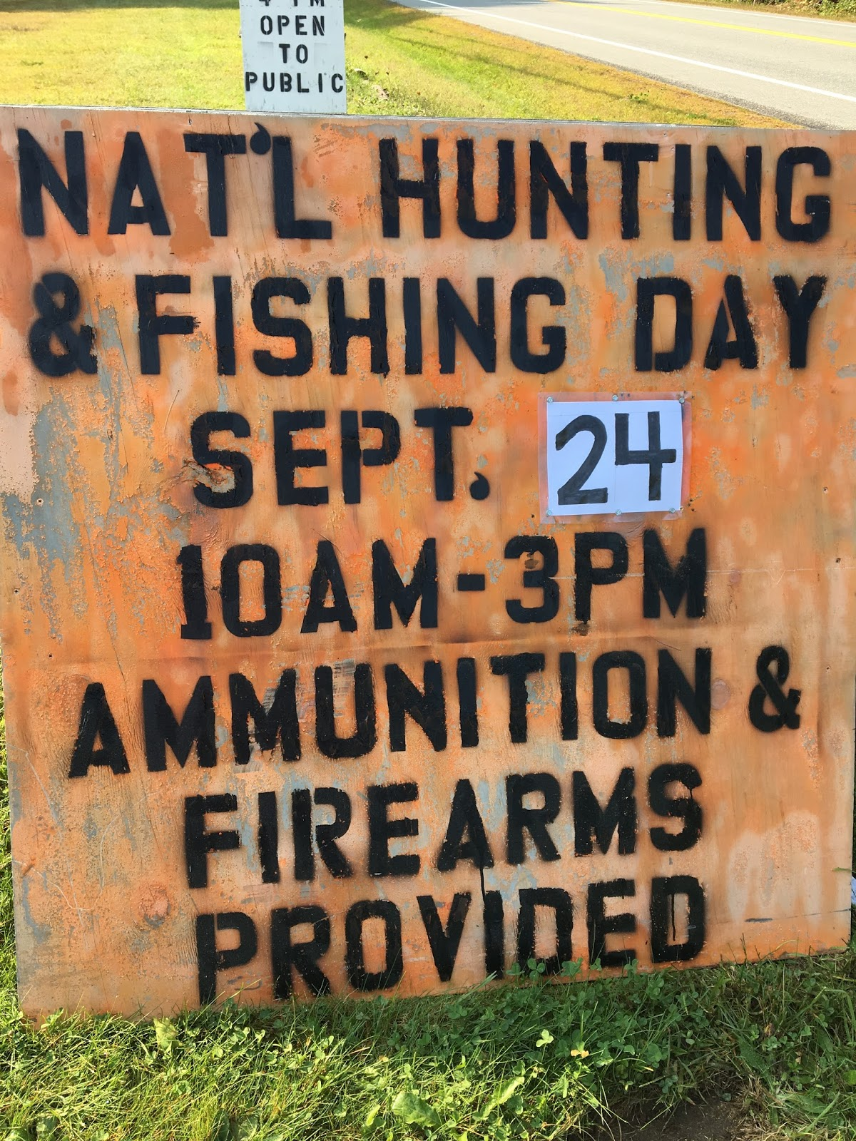 Weathersfield vermont news for National fishing association