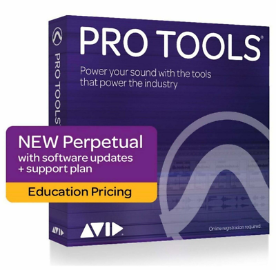 Avid Pro Tools 2019 Academic (Download card)