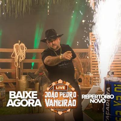 Roberto Vaneirão - Live - João Pedro do Vaneirão - Agosto - 2020 - #RepertórioNovo