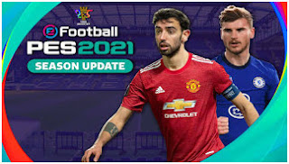 Download PES 2021 PPSSPP TM Arts Face Best Graphic Commentary English Version & New Update Transfer