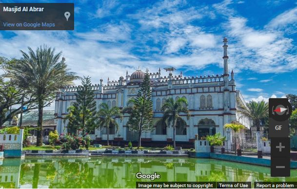 Masjid Al Abrar, Beruwala