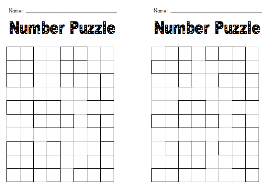 First Grade Honey Bunch: Number Puzzles