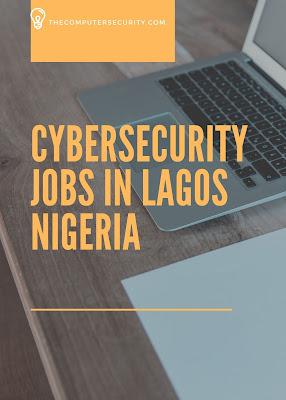 cybersecurity jobs in lagos nigeria