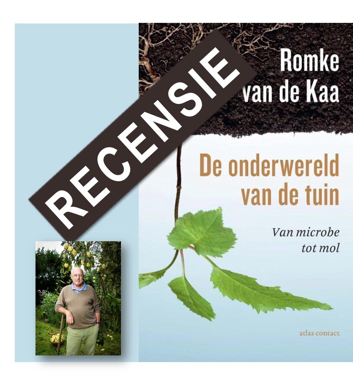 van de kaa onderwereld tuin boek recensie