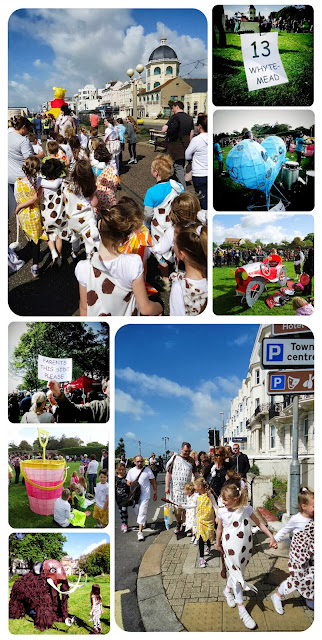 Worthing Children's Parade 2013