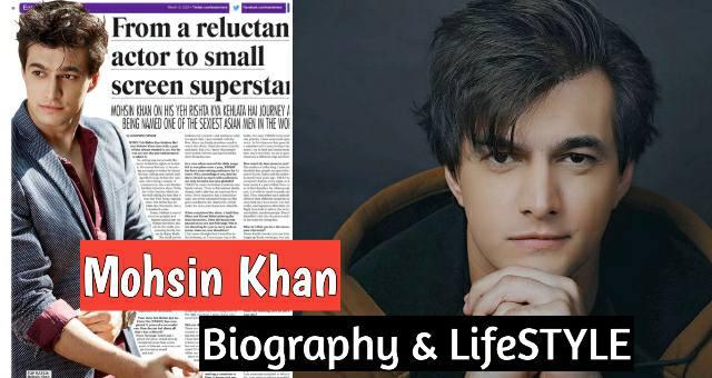 Mohsin Khan (Kartik) - Bio, Age, Lifestyle, Girlfriend | Yeh Rishta Kya Kehlata Hai