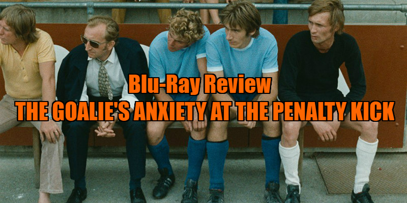 THE GOALIE'S ANXIETY AT THE PENALTY KICK review
