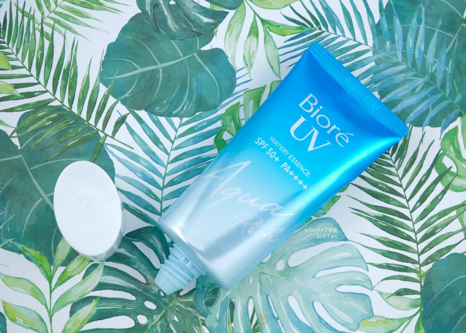 Biore | UV Aqua Rich Watery Essence SPF 50+ Sunscreen: Review