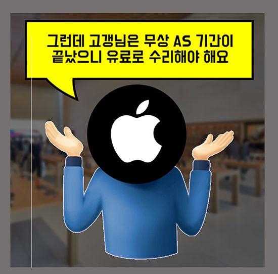 애플코리아 근황