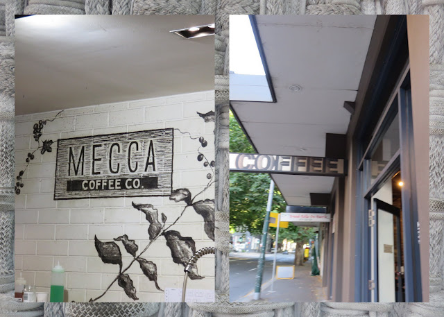 Coffee in Sydney - Mecca