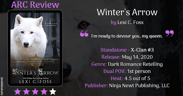 Winter's Arrow by Lexi C Foss