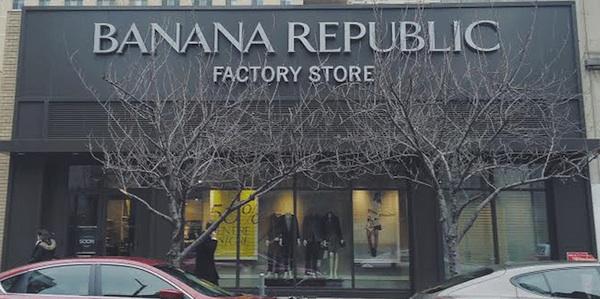 Bay Ridge Beat Banana Republic Factory Store Coming
