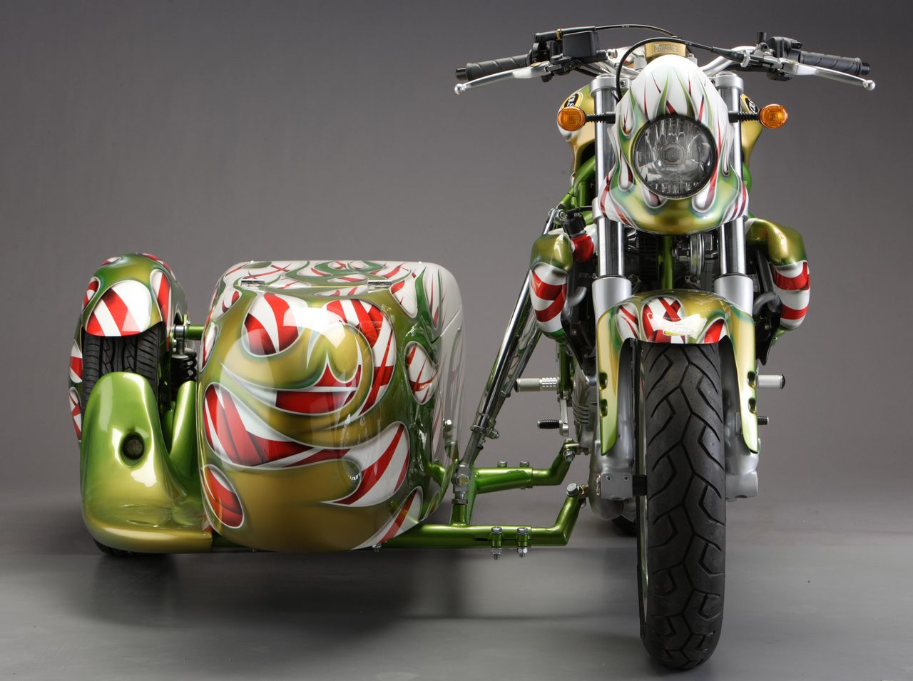 THE BEST OTOMOTIF and WALLPAPER: Italian sidecar design - PPB from CR&S
