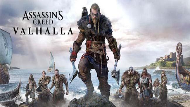 تحميل لعبة Assassin's creed Valhalla للكمبيوتر مجانا