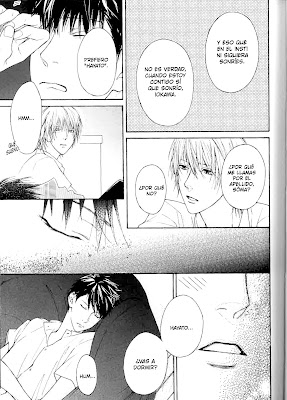 Review del manga Blue Lust Vol1. de Hinako - Editorial Panini