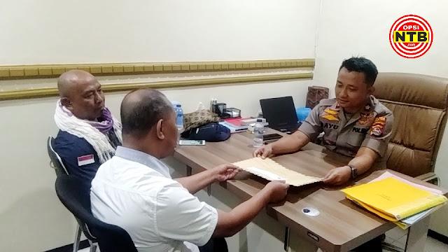 Pencatutan SK BPPD Lotim, Anggota PWI Resmi Tempuh Jalur Hukum
