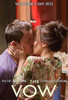 The Vow Póster de la película