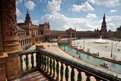 Wisata Favorit Pelancong Di Sevilla, Spanyol