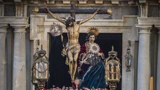 El Cristo de la Piedad presidirá el vía crucis de la Cuaresma de Cádiz 2021