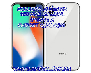 Esquema-Elétrico-Smartphone-Celular-iPhone-X-Chipset-Qualcomm-Manual-de-Serviço-Service-Manual-schematic-Diagram-Cell-Phone-Smartphone-iPhone-X-Chipset-Qualcomm