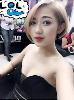 Gái xinh facebook Trang Cherry bikini