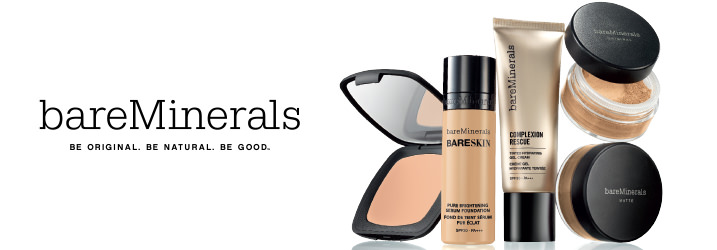 Discover bareMinerals award winning mineral makeup and skincare for your face, eyes and lips. Shop mineral foundations, eye makeup and lipcolors. Free Shipping on all foundations!